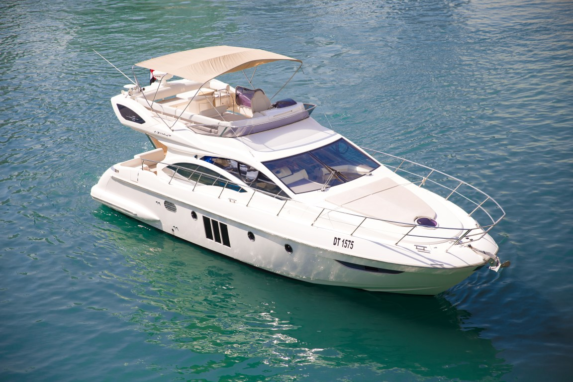 48 Ft Azimut Yacht - 1