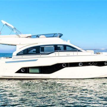 54ft cranchi yacht