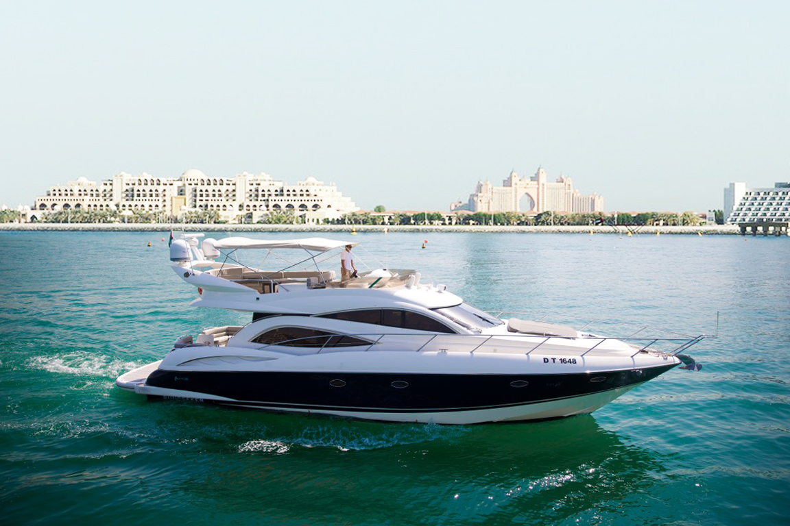55 Ft Dreamer Yacht