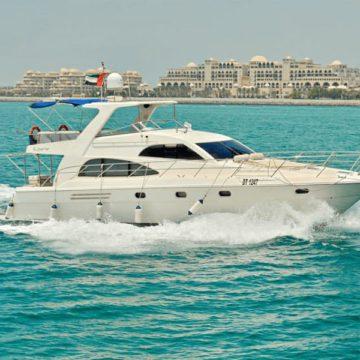 55ft gulf yacht