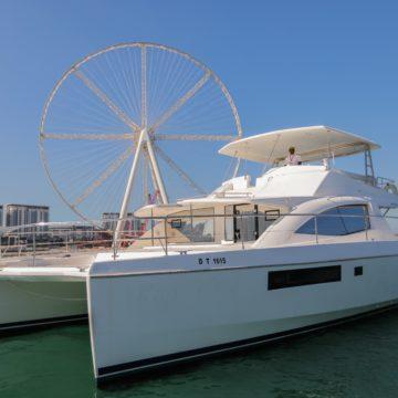65 ft - Catamaran - yacht rentals dubai