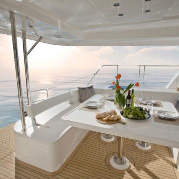 catamaran - yachts rental dubai