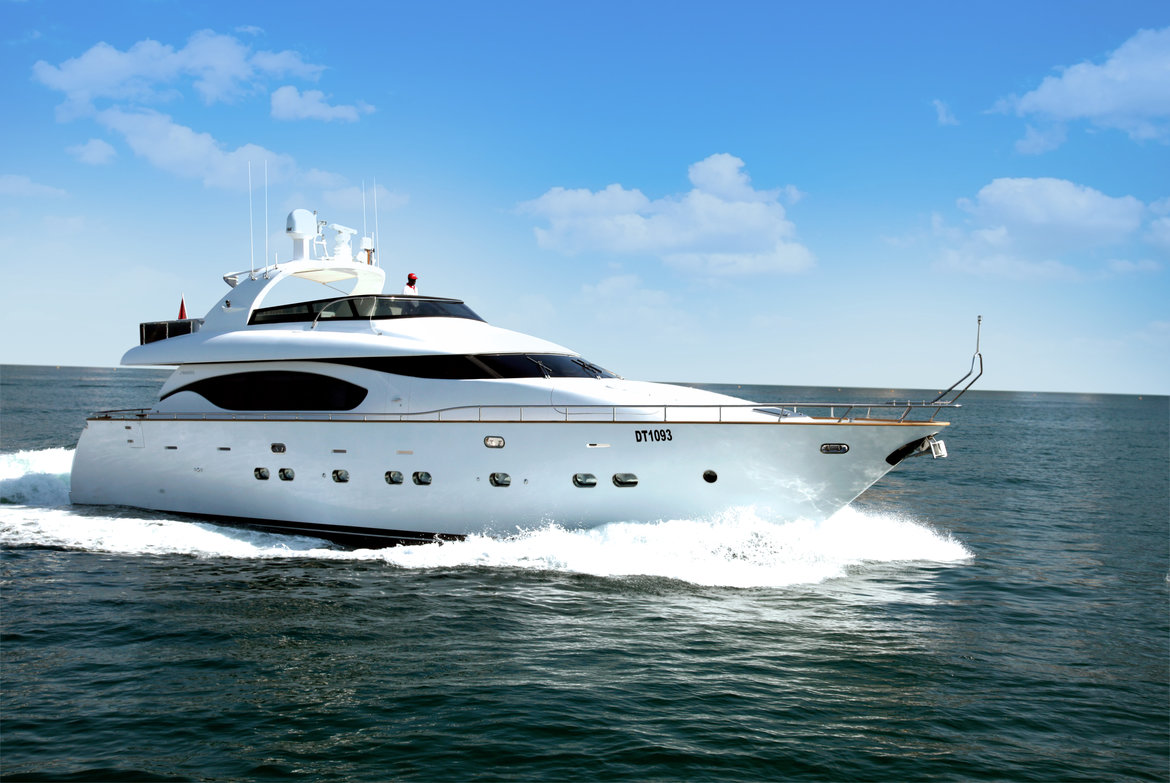 78 Ft Luxury Yacht - yacht for rent in dubai