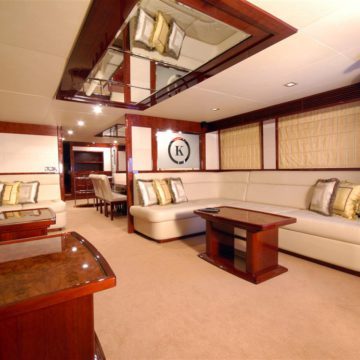 saloon - 86ft-luxury-yacht- yacht for rent in dubai
