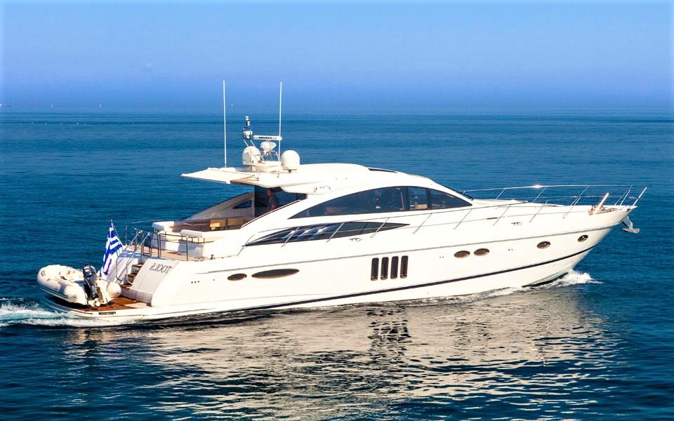 65 Ft – Princess Yacht