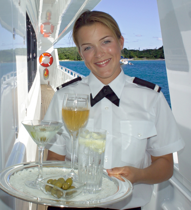 Empire Yacht Stewardess
