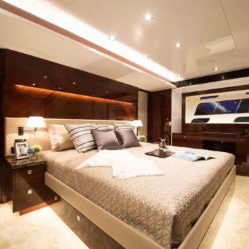 cabin - Aqua Motor Yacht - yacht for rent in dubai