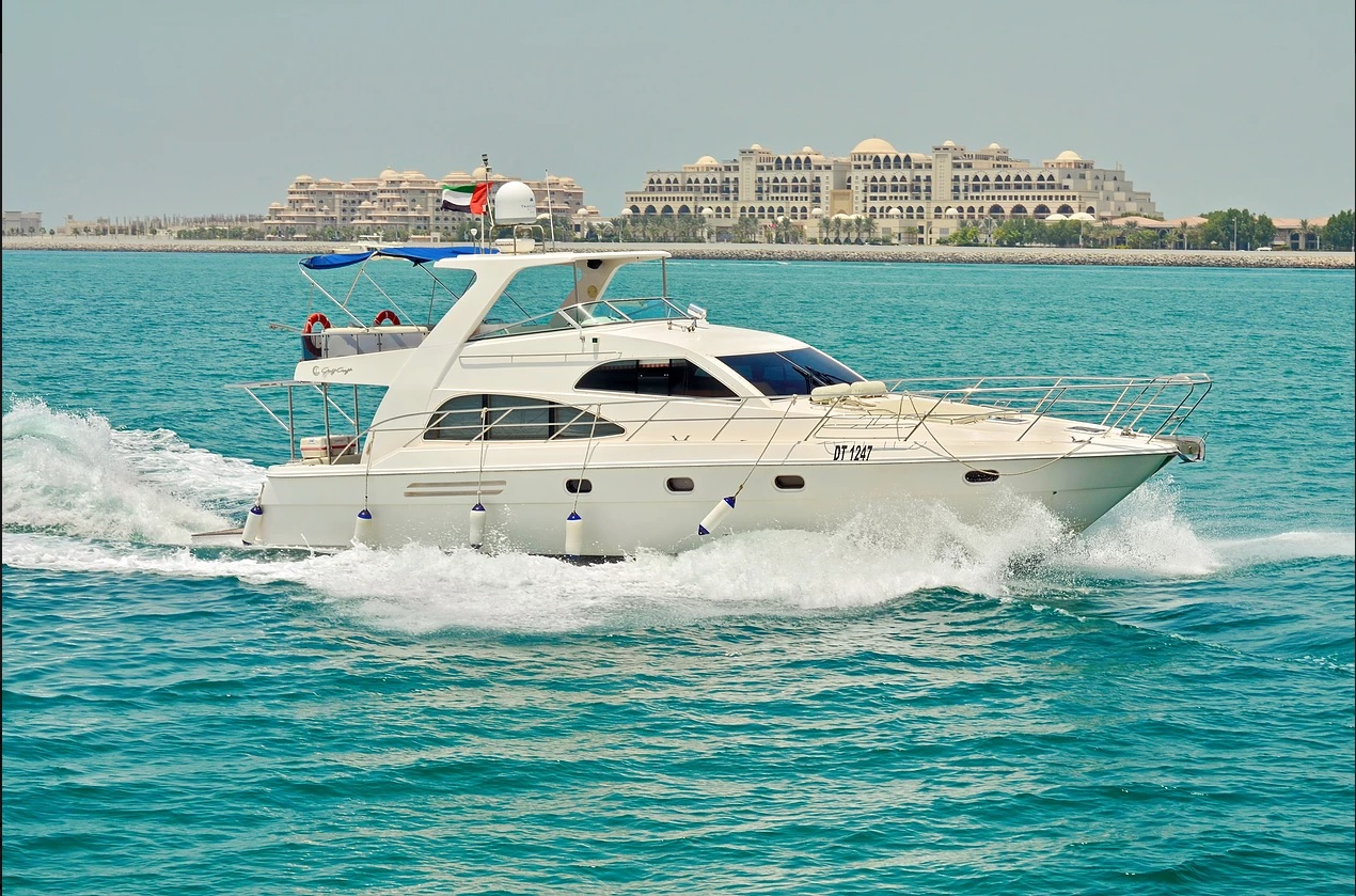 55 Ft – Gulf Craft