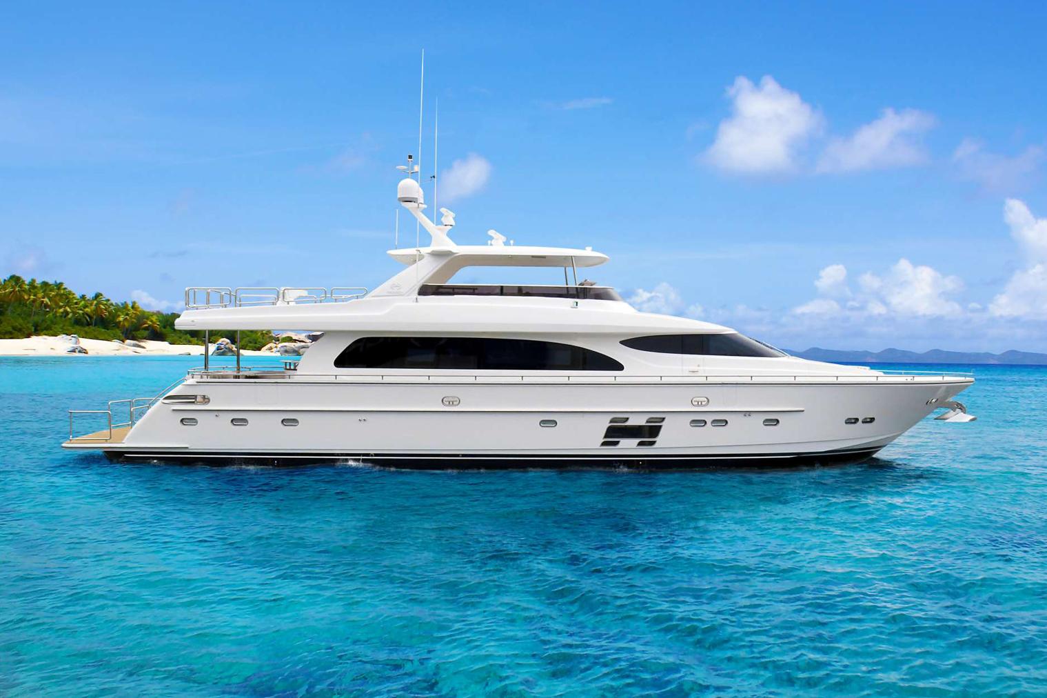 91 Ft – Aqua Motor Yacht