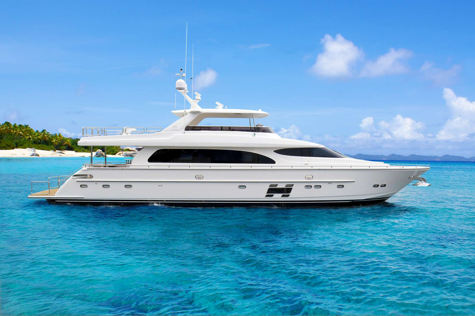Aqua Motor Yacht - yacht for rent in dubai