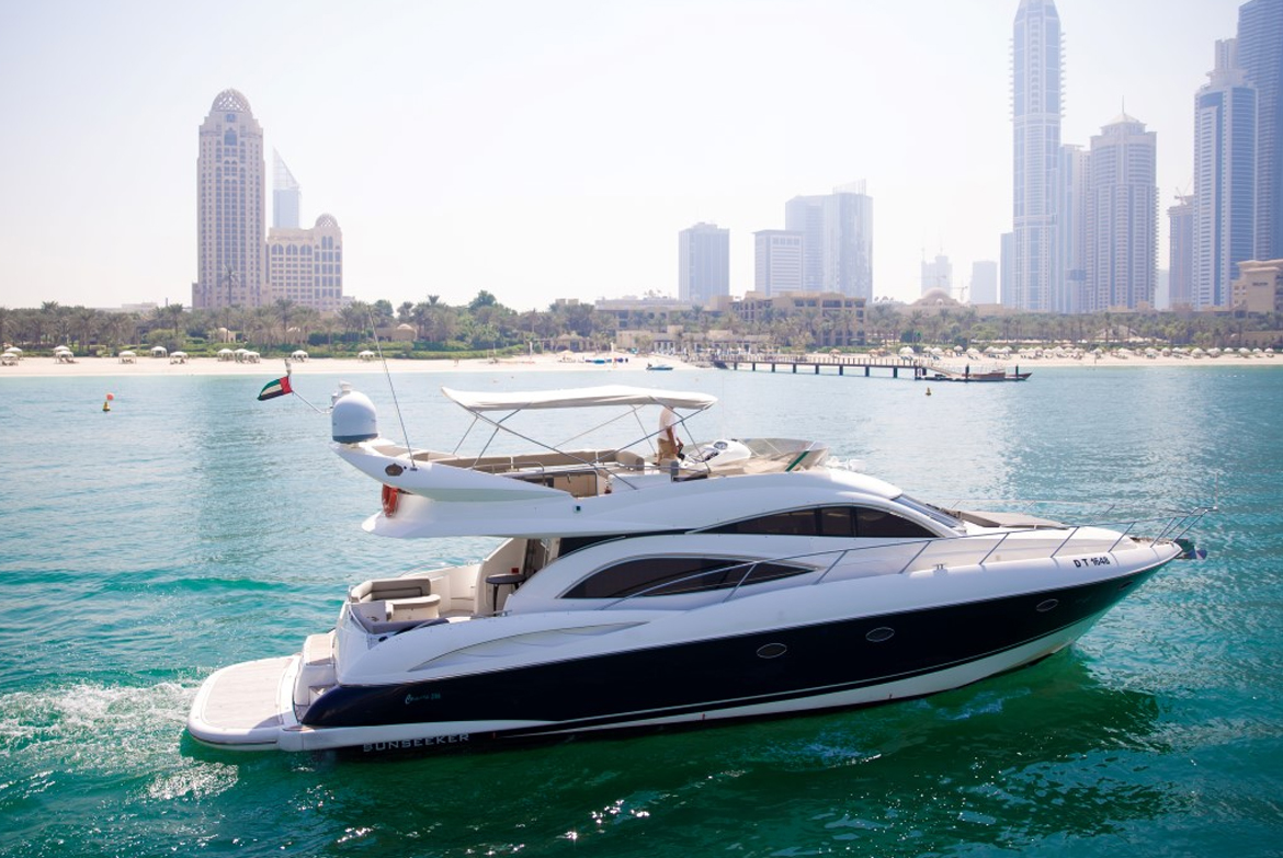 55ft dream yacht - Yachts Rental Dubai