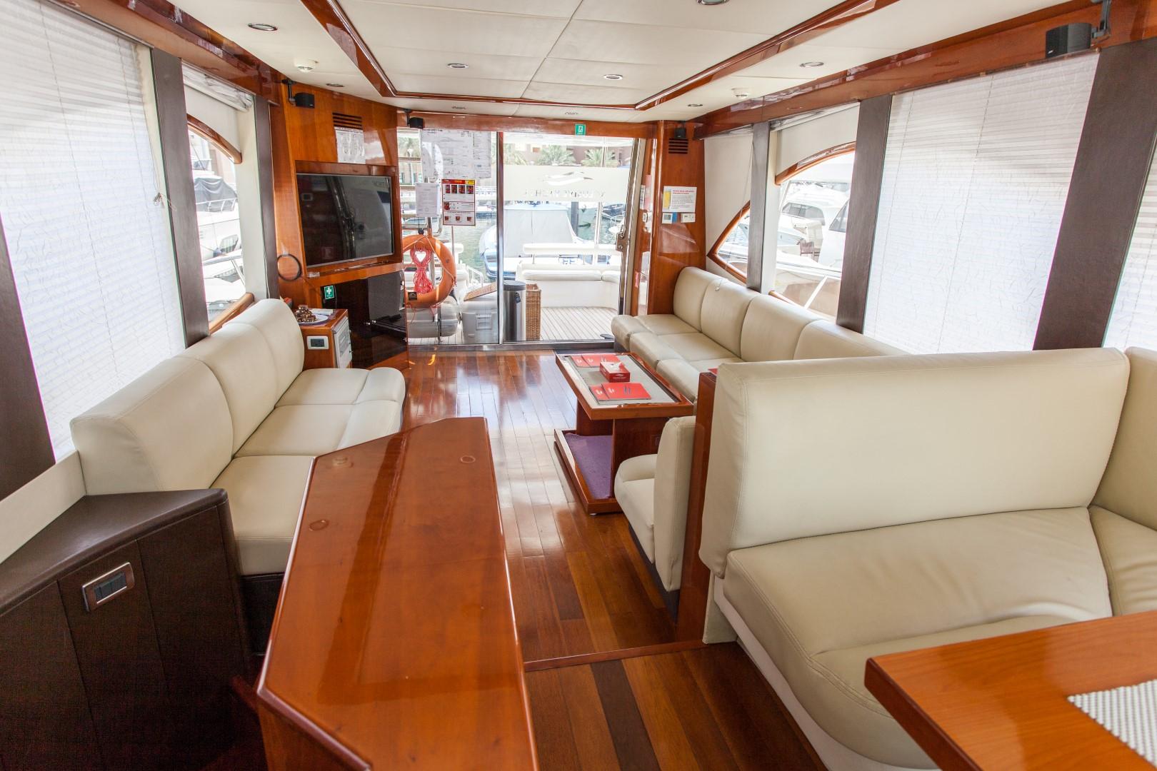 saloon - 70ft - dyretti yacht - yacht for rent in dubai