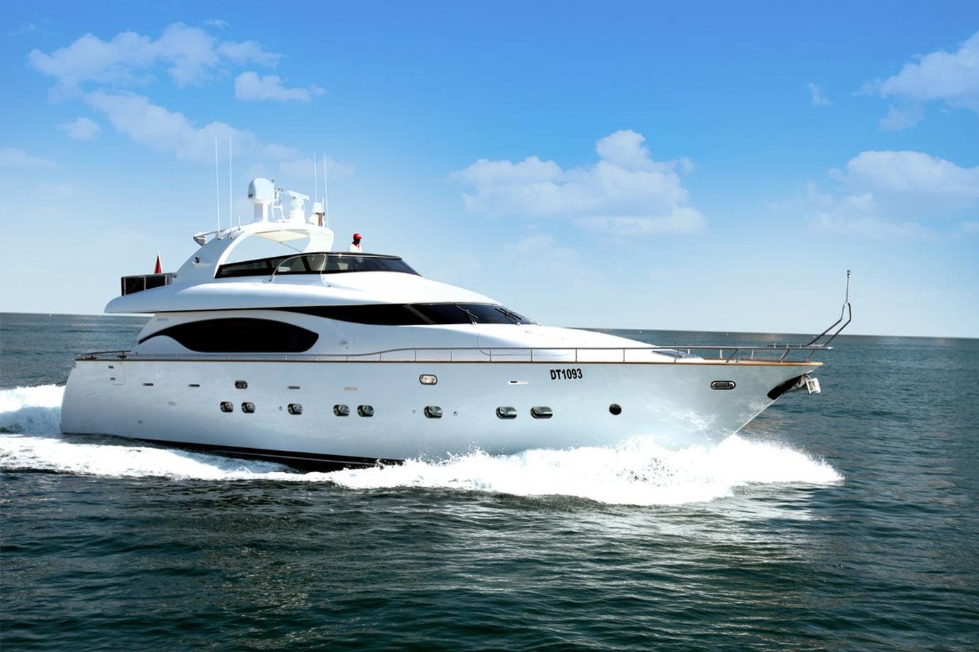 78ft maiora - yacht rentals dubai