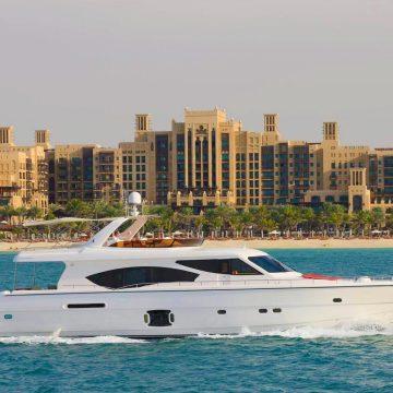 85-Ft-Black-Pearl-Duretti - yacht rentals dubai
