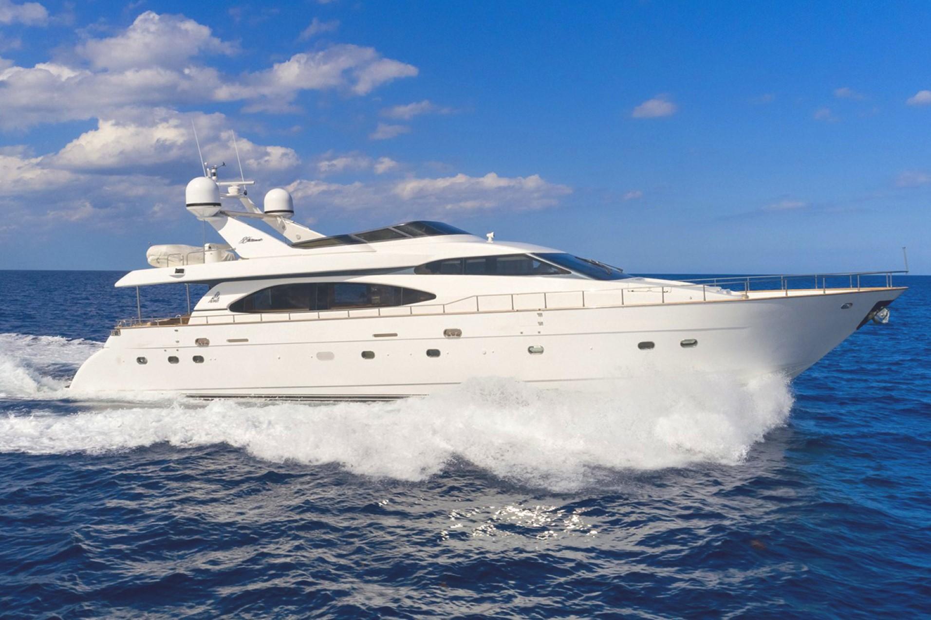 85 Ft - Azimut Yacht